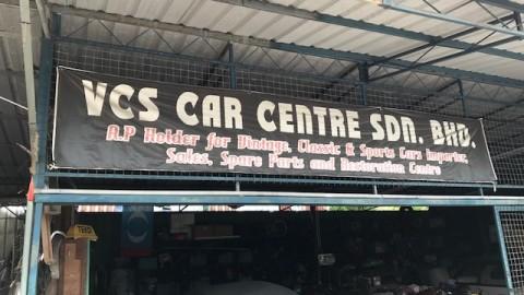 VCS Car Centre Visit